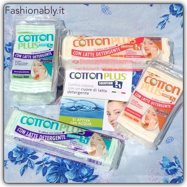 Cotton Plus 2 in 1