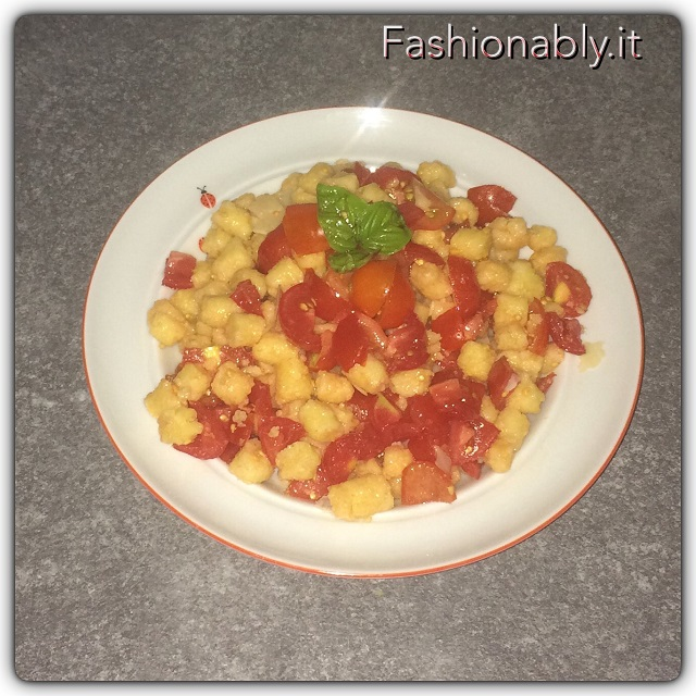 Gnocchi Cous cous