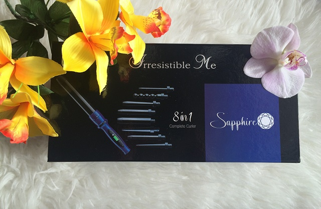 Sapphire 8 in 1 Curler