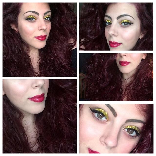 Xmas Make up