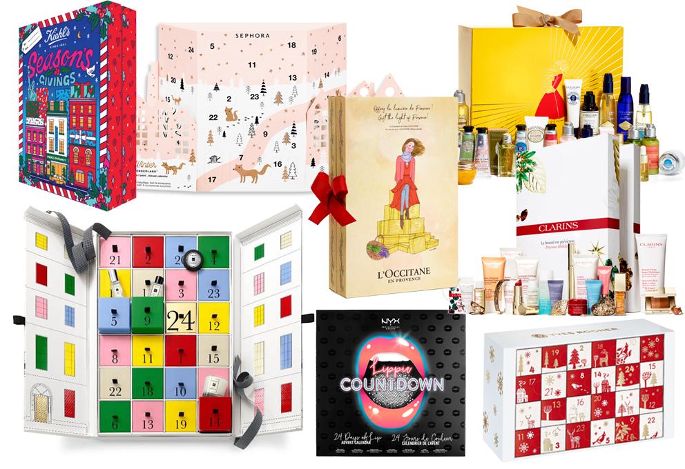 Nivea Calendario Avvento.Calendario Dell Avvento 2018 Fashionably