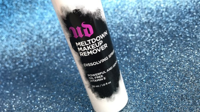Meltdown Makeup Remover Dissolving Spray