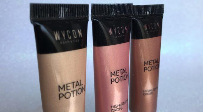 Metal Potion