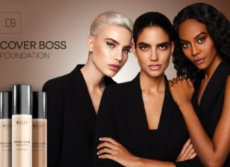 Cover boss foundation